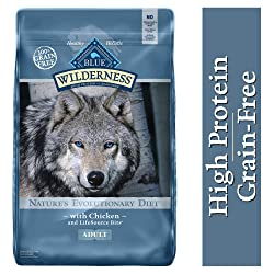 Best Buffalo Wilderness Grain Free High Protein Natural Adult Dry Food