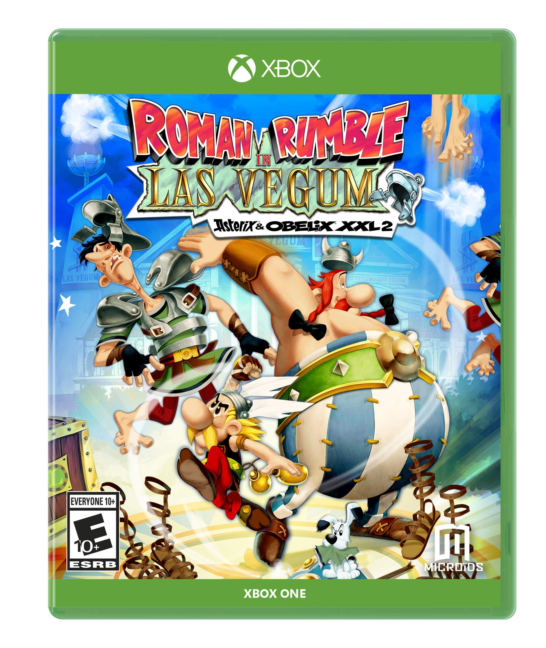 Roman Rumble In Las Vegum: Asterix & Obelix XXL 2 (XB1) - Xbox One