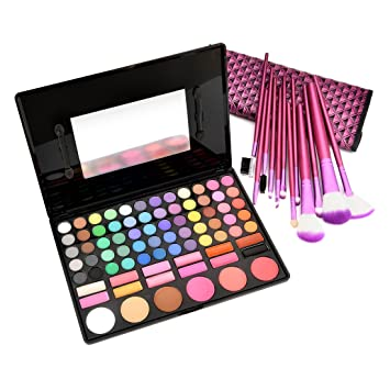 Amazon.com: BNG Professional All-in-One Maquillaje Kit ...