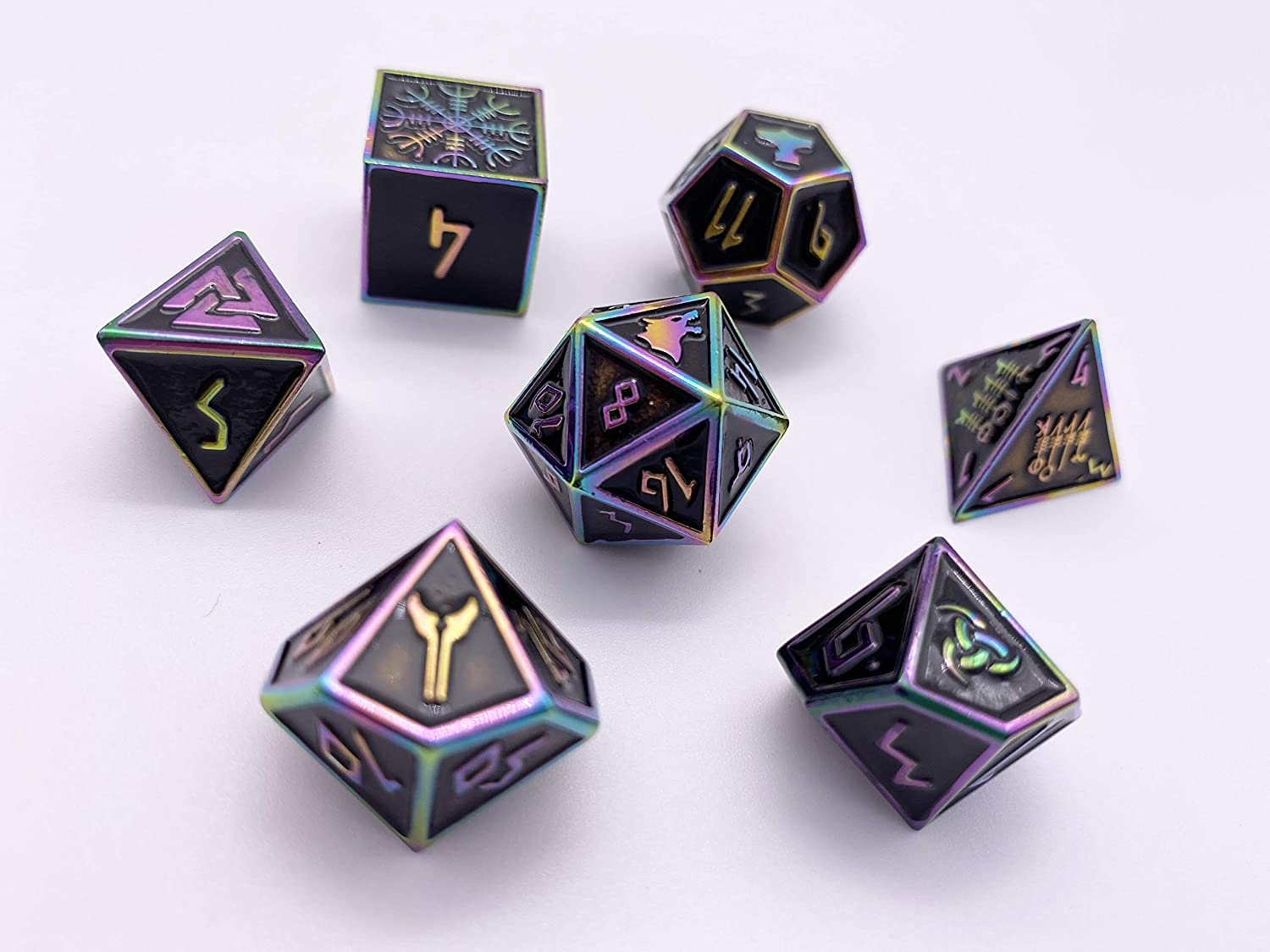 Amazon Com Norse Foundry Set Of 7 Fallen Star Norse Series Full Metal Polyhedral Dice Rpg Math Games Dnd Pathfinder Home Kitchen Young lady we still don't have your. norse foundry set of 7 fallen star norse series full metal polyhedral dice rpg math games dnd pathfinder