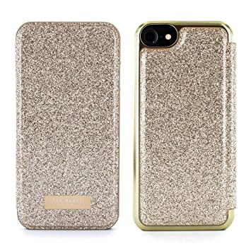 3d8ae3f78 Ted Baker Official GLITSIE Mirror Folio Style Case for  Amazon.co.uk ...