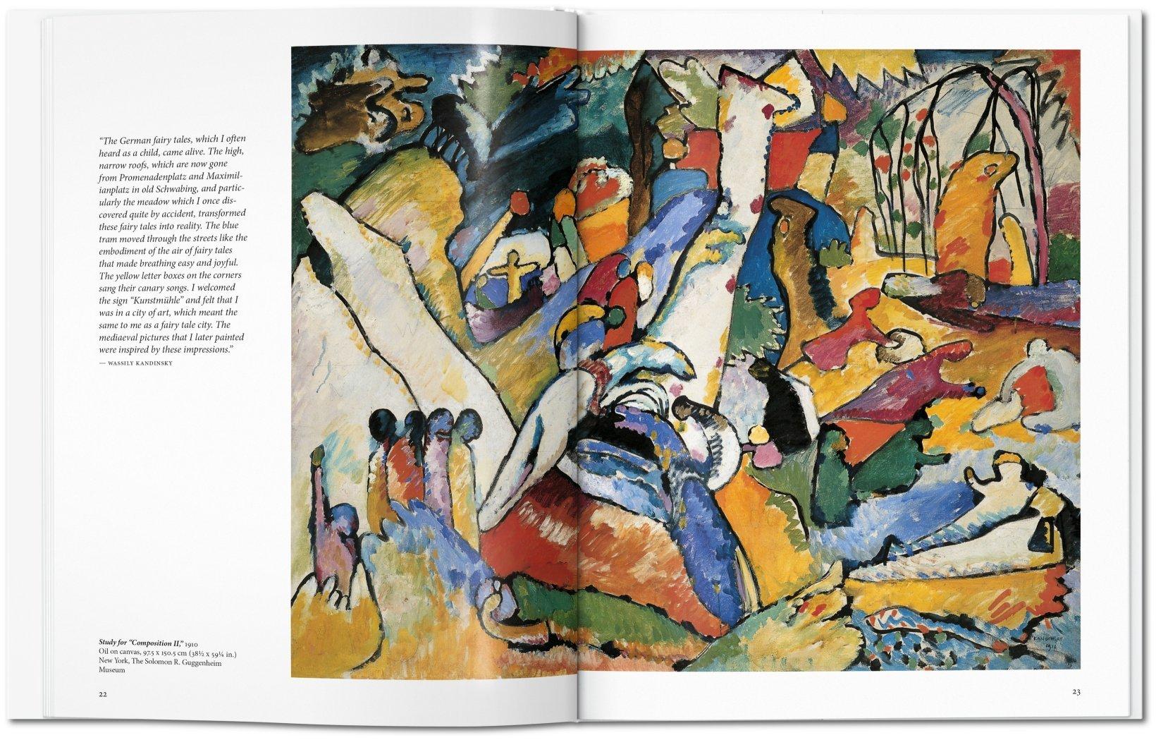 art kandinsky taschen basic art series