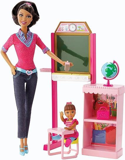 Barbie Teacher Doll Brunette