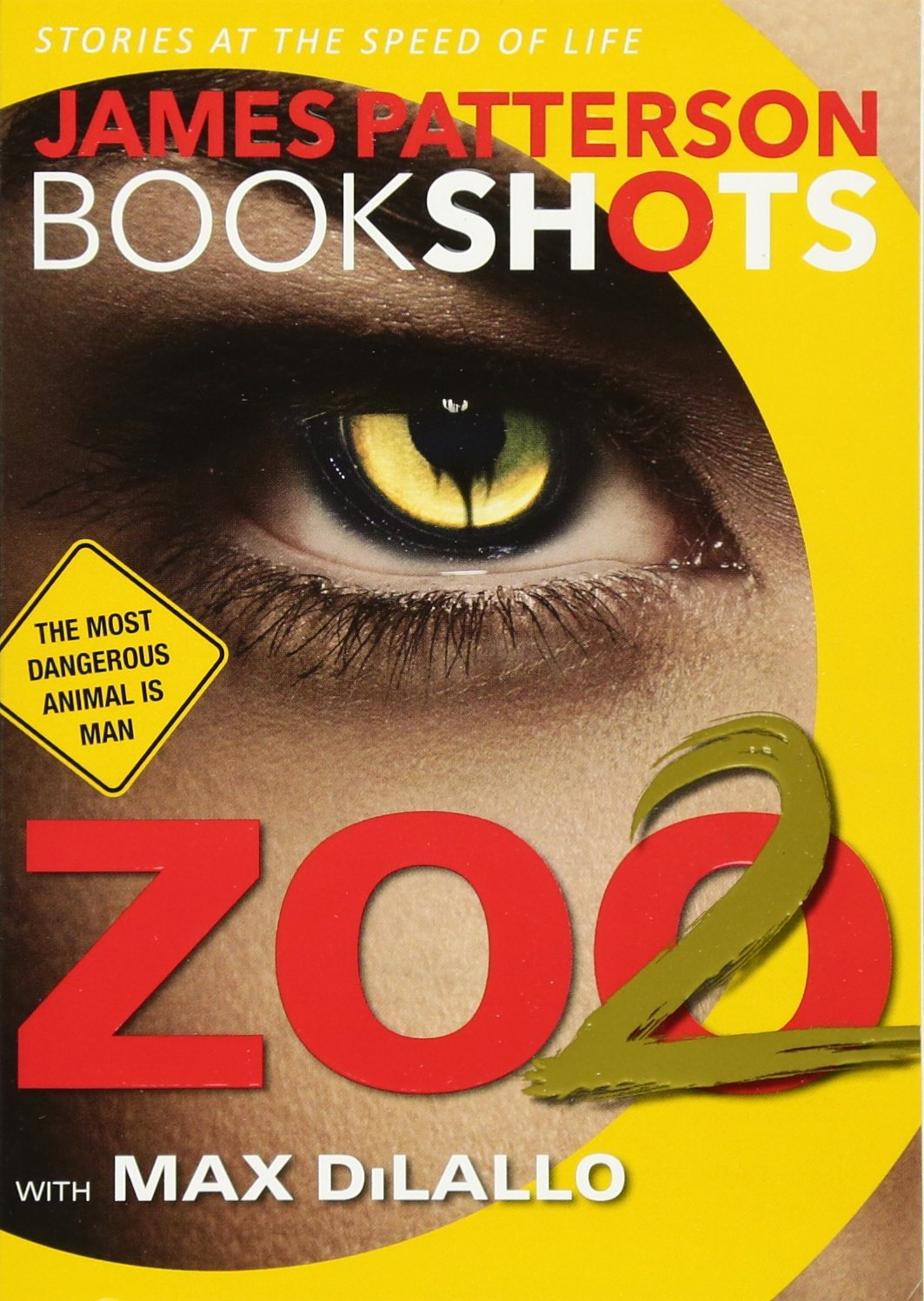 Zoo 2 BookShots James Patterson product image