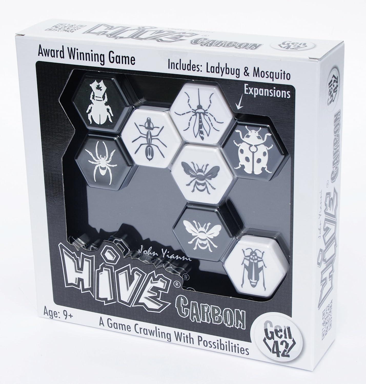 Huch & Friends TCI008 Hive Carbon - Juego de Mesa [Importado de Alemania]: Amazon.es: Juguetes y juegos