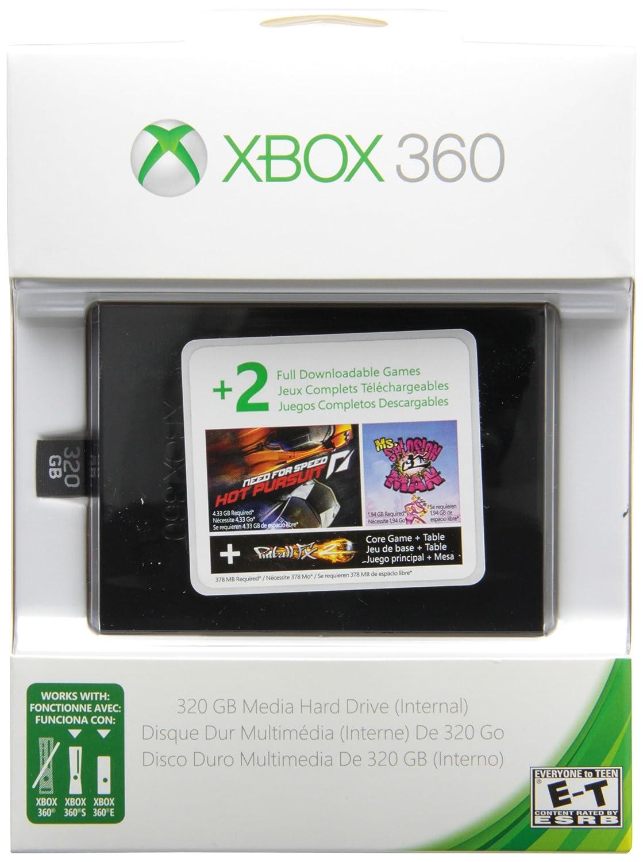 Xbox 360 hard drive amazon ca