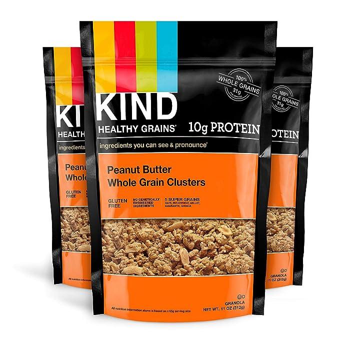 The Best Nature Grains Gluten Free Granola