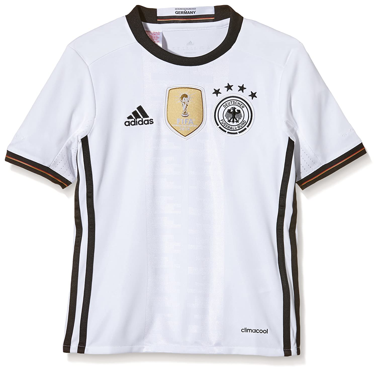 2016-2017 Germany Home Adidas Football Shirt (Kids)