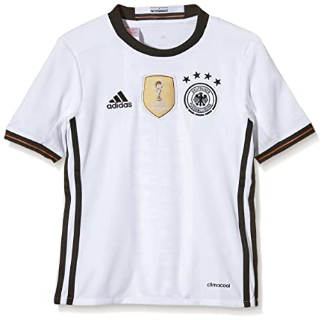 Amazon.com  adidas Germany UEFA Euro 2016 Home Jersey - Youth ... b79278967
