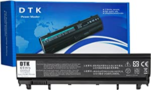 DTK 0M7T5F N5YH9 VV0NF New Laptop Battery Replacement for DELL Latitude E5440 E5540 Notebook 6-Cell 11.1V 4400MAH