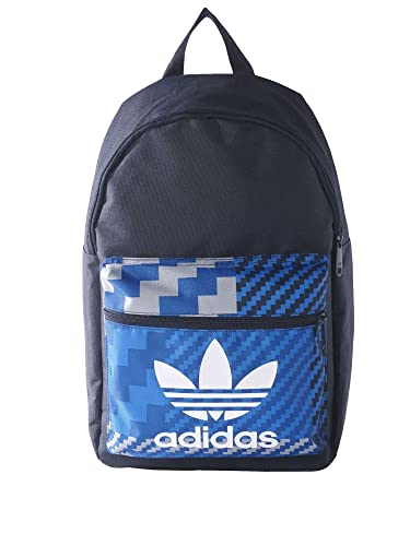 8dc805525b adidas Originals Classic Backpack in Navy - One Size  Amazon.co.uk ...