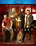 Sanctuary: Complete Fourth Season [Blu-ray] [Import anglais]