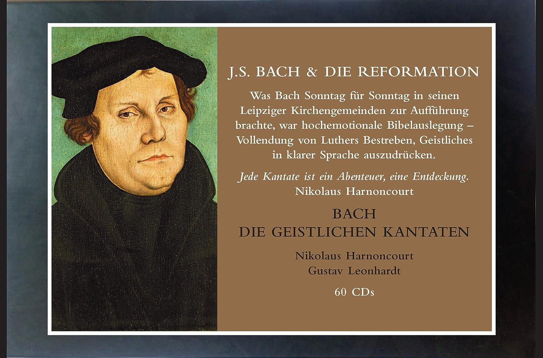 Bach Herr Christ Der Einge Gottessohn 2 Stk. Ich Hab In Gottes Herz Und Sinn