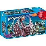 Playmobil - 4840 - Jeu de construction - Chevaliers Dragons Verts et catapulte