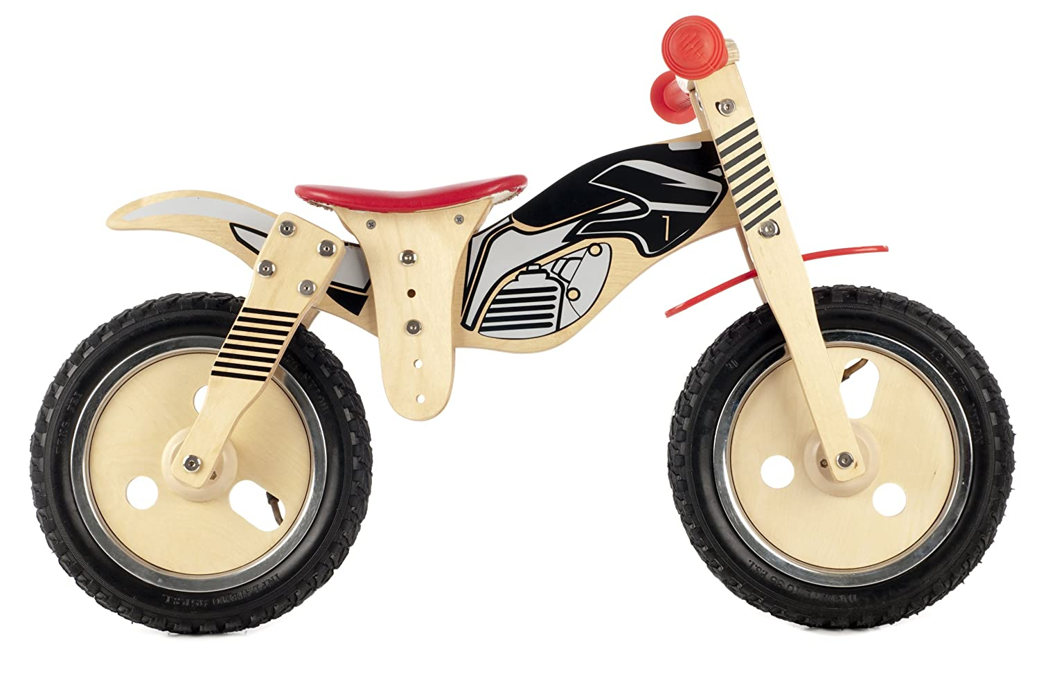 Amazon.com: Chopper bicicleta de equilibrio: Toys & Games