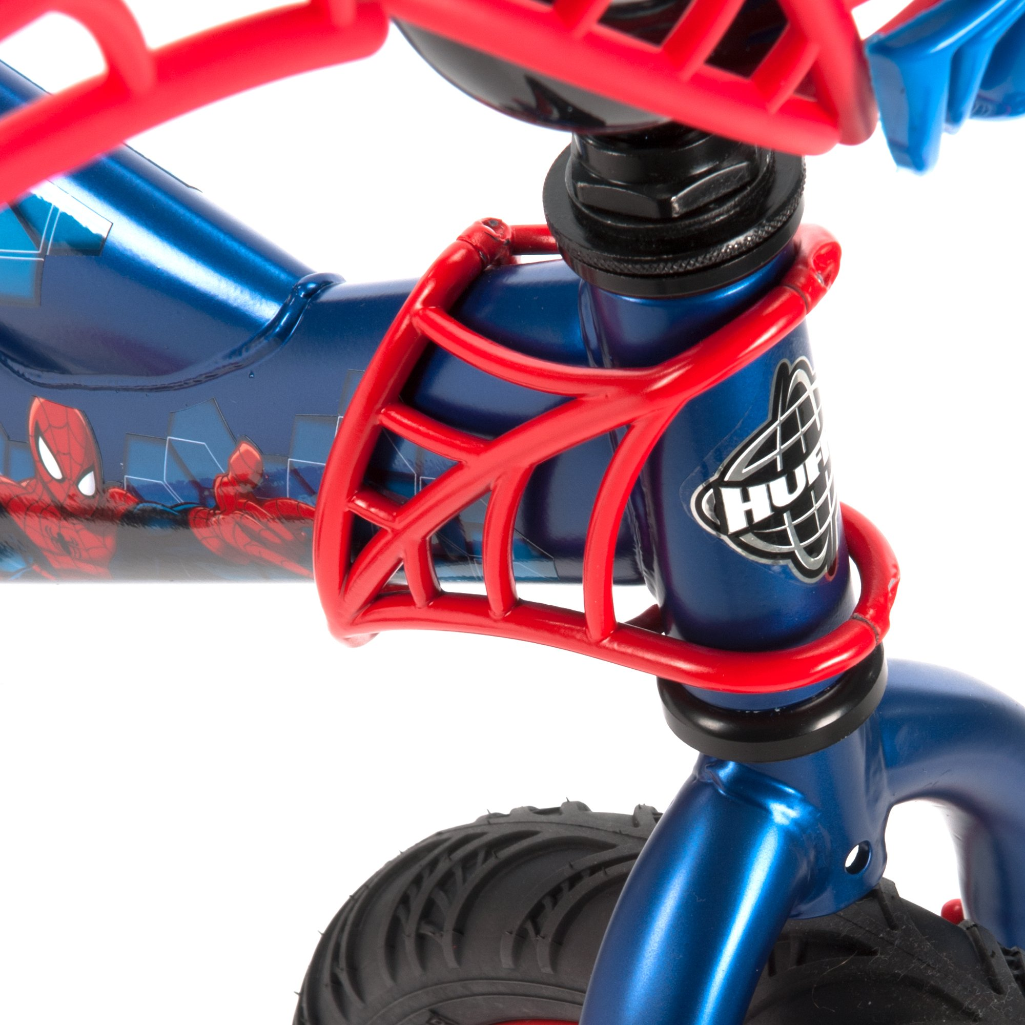 16'' Marvel Spider-Man Bike by Huffy, Ages 4-6, Height 42-48'' by Huffy (Image #5)