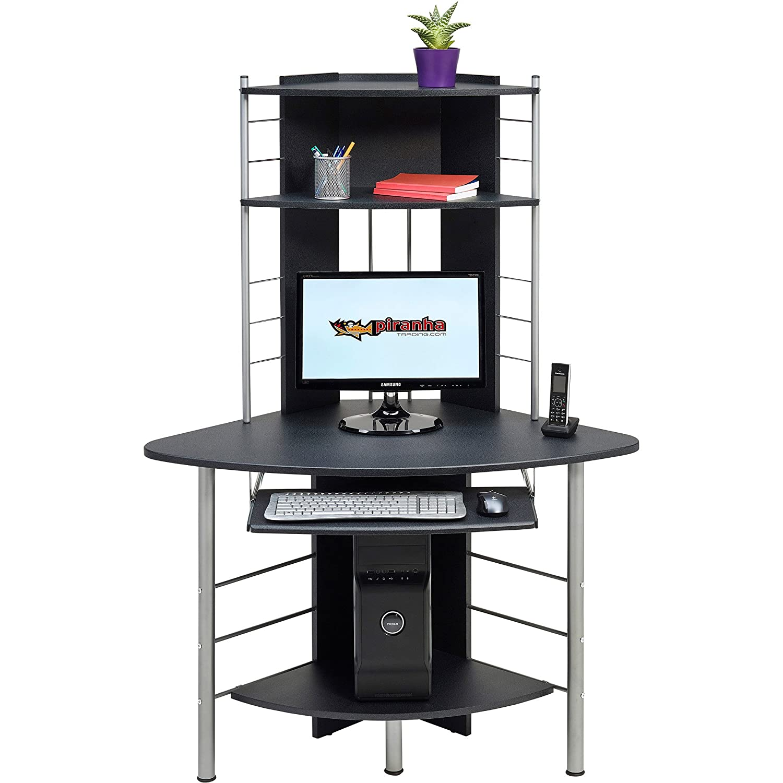 Piranha Trading PC8g Oscar pact Corner puter Desk Furniture