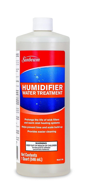 Sunbeam Humidifier Water Treatment Solution, 32 Fl Oz   eBay