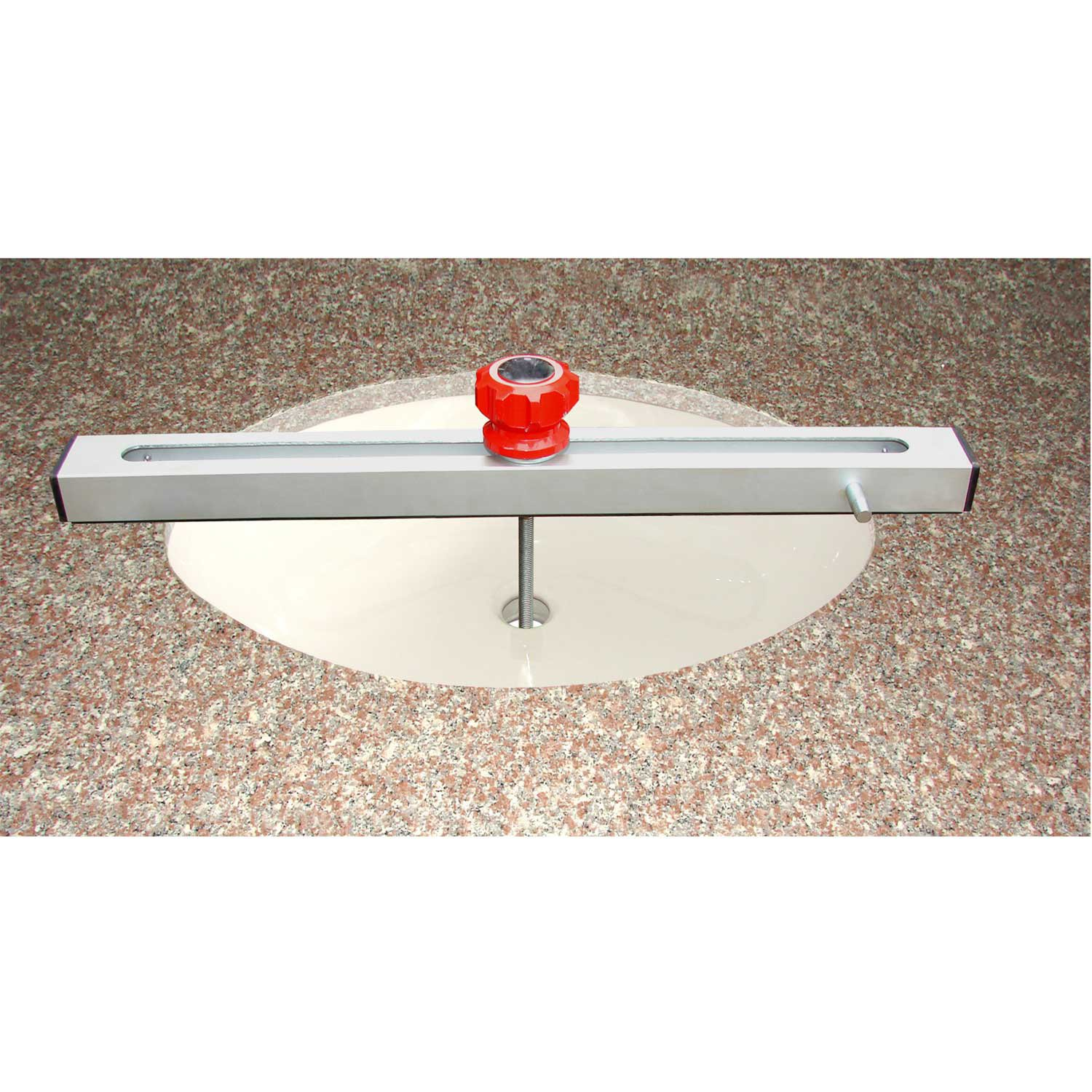 Abaco SLS24 Sink Lock Support 24'' Length and 19'' Depth W.L.L. 100 Lb. by ABACO