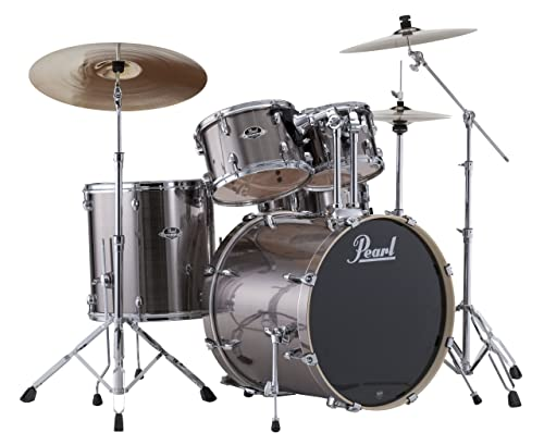 Pearl EXX725S/C 5-Piece Export New Fusion Drum Set with Hardware