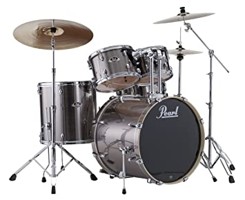 Amazon Com Pearl Exx725s C 5 Piece Export New Fusion Drum Set With