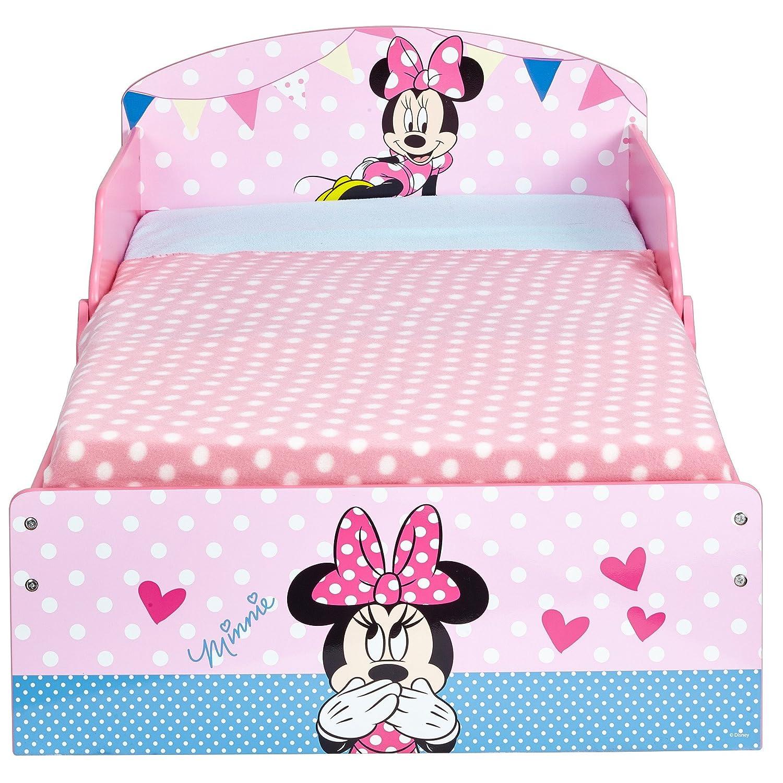 Minnie Mouse 516MIS Lit pour enfant Bois 142 x 77 x 59 cm