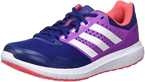 new product 410c4 ae082 adidas Womens Duramo 7 Running Shoes, Multicolor (Unity InkFTWR  WhiteShock