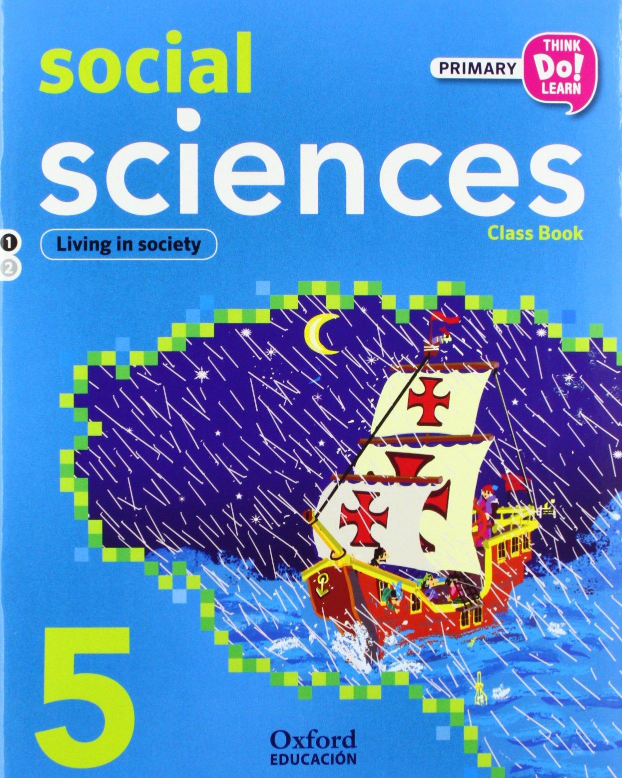 Think Do Learn Social Science 5º Pack Libro y CD - 9788467383485: Amazon.es: Quinn, Robert, McLoughlin, Amanda Jane: Libros en idiomas extranjeros