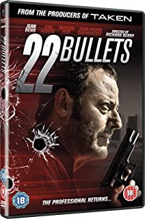22 bullets in english audio