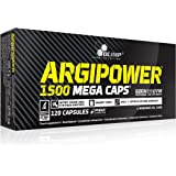 Olimp Sport Nutrition Argipower 1500 Mega Aminoácidos - 120 Cápsulas