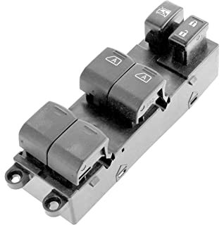 apdty 112891 power window switch fits master front left 2004-2015 nissan  titan 4-