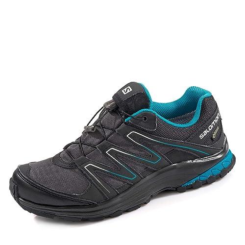 Herren Sollia GTX Schuhe black phantom blue UK 7.5