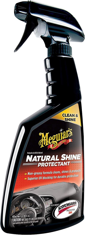 Meguiar's G4116 Natural Shine Protectant - 16 oz.