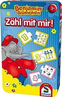 Schmidt Spiele 40534 Spiele Mensch ärgere Dich nicht Kids