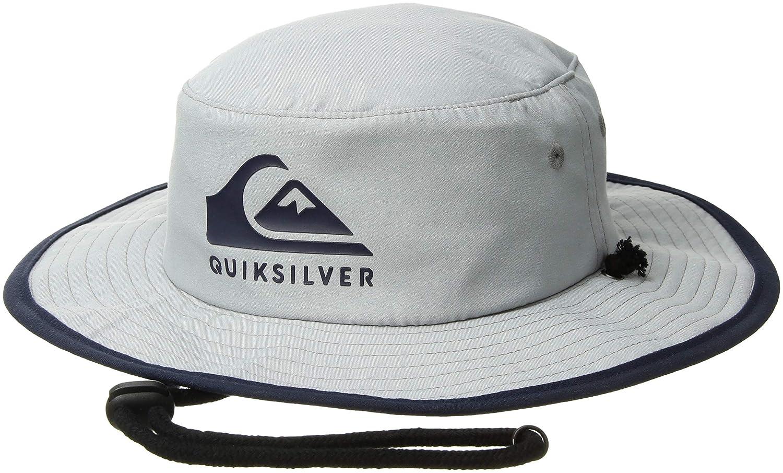Amazon.com  Quiksilver Real Gel BOY Sun HAT cc6ea5f33182
