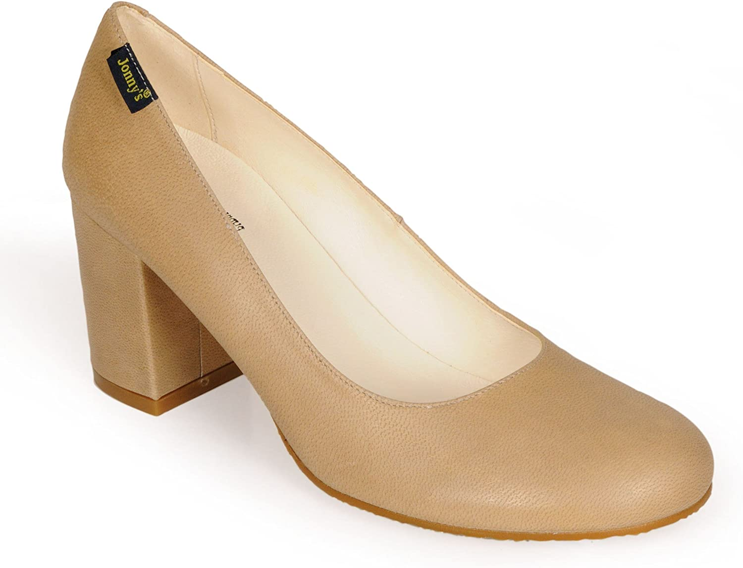 Damen Pumps Sixties beige Gr. 39: : Schuhe