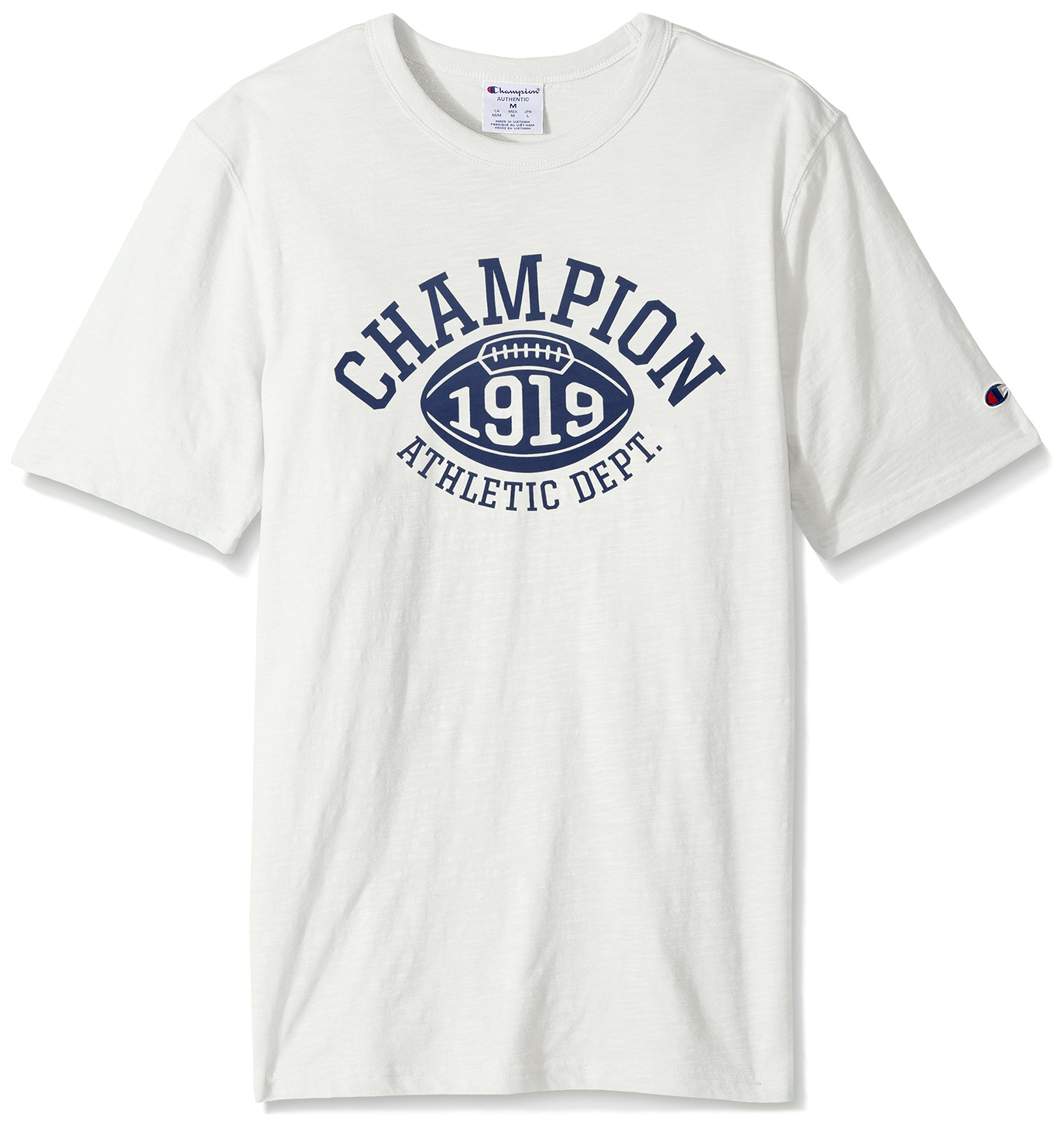 3394df471 Champion Men s Heritage Slub Tee