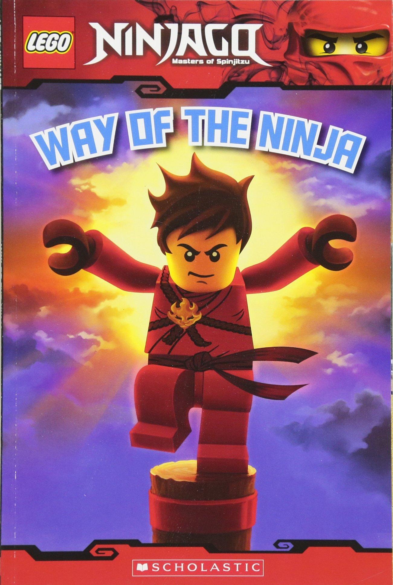Way Ninja LEGO Ninjago Reader product image