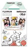 Amazon Price History for:Fujifilm Instax Mini Film Winnie the Pooh