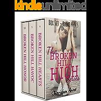 The Broken Hill High Series - BOX SET (Books 1-3)