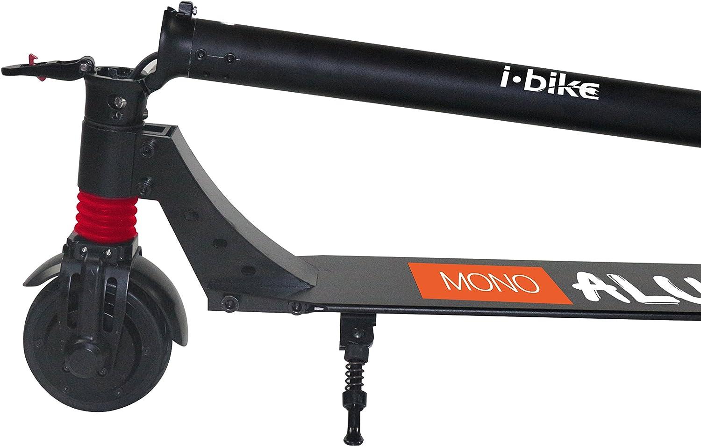 i-Bike mmibkmobi05011, Patinete Unisex – Adulto, Negro, 103 x 20 x ...