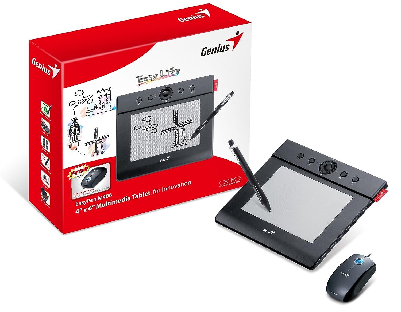 Genius EasyPen M406XE Tablet Driver for Mac Download