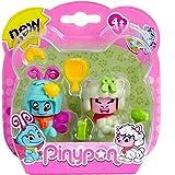 Pinypon - Pack 2 Mascotas, Mariposa y Oveja. (Famosa) (700012732)