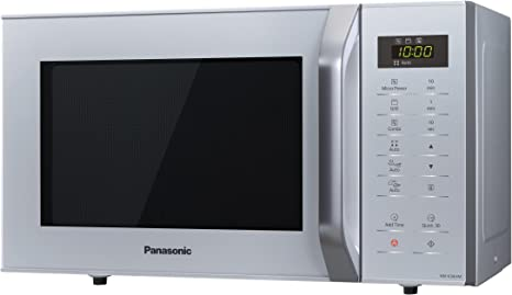 Panasonic NK-35HW Horno microondas color blanco, 800 W, 23 litros ...
