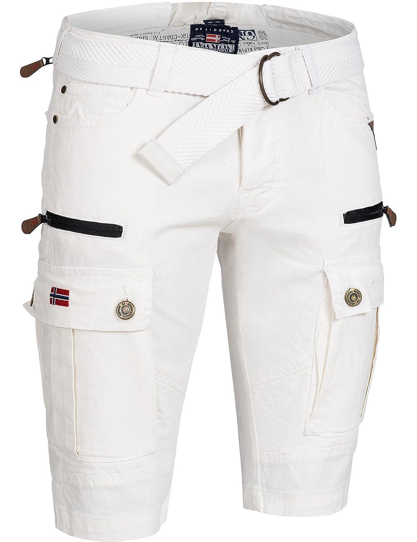 TALLA L. Geographical Norway - Pantalón Corto - para Hombre