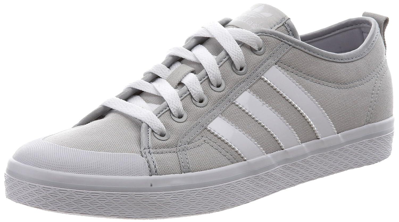 best service 9f172 7ef26 Amazon.com   adidas Originals Women s Honey Stripes Lo Sneaker, Light  Grey White Light Grey, 5 M US   Fashion Sneakers