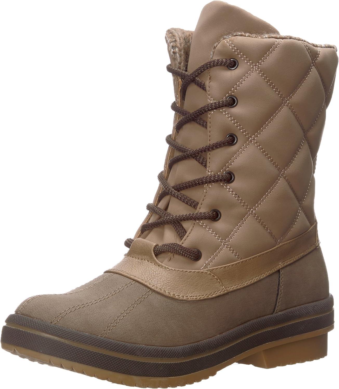 CALL IT SPRING Womens Eraude Snow Boot