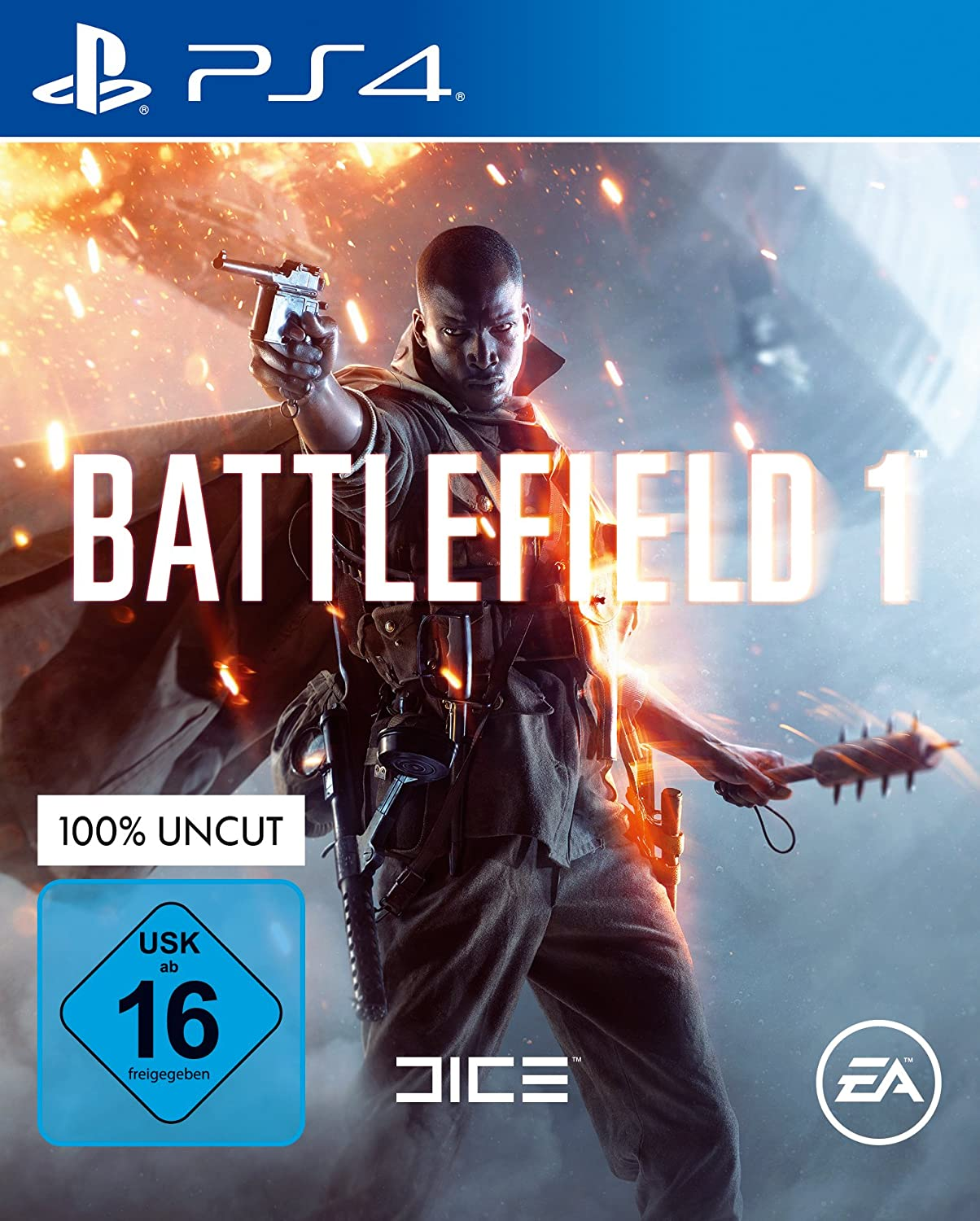 Battlefield 1 PS4 Xbox One amazon