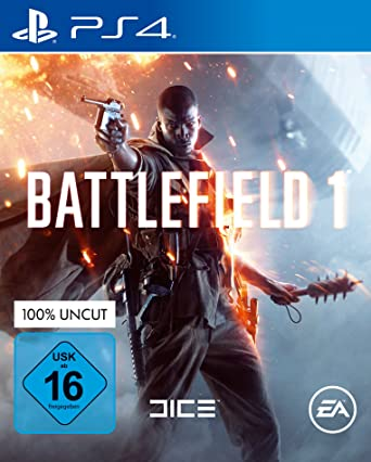 Battlefield 1 Playstation 4 Amazonde Games