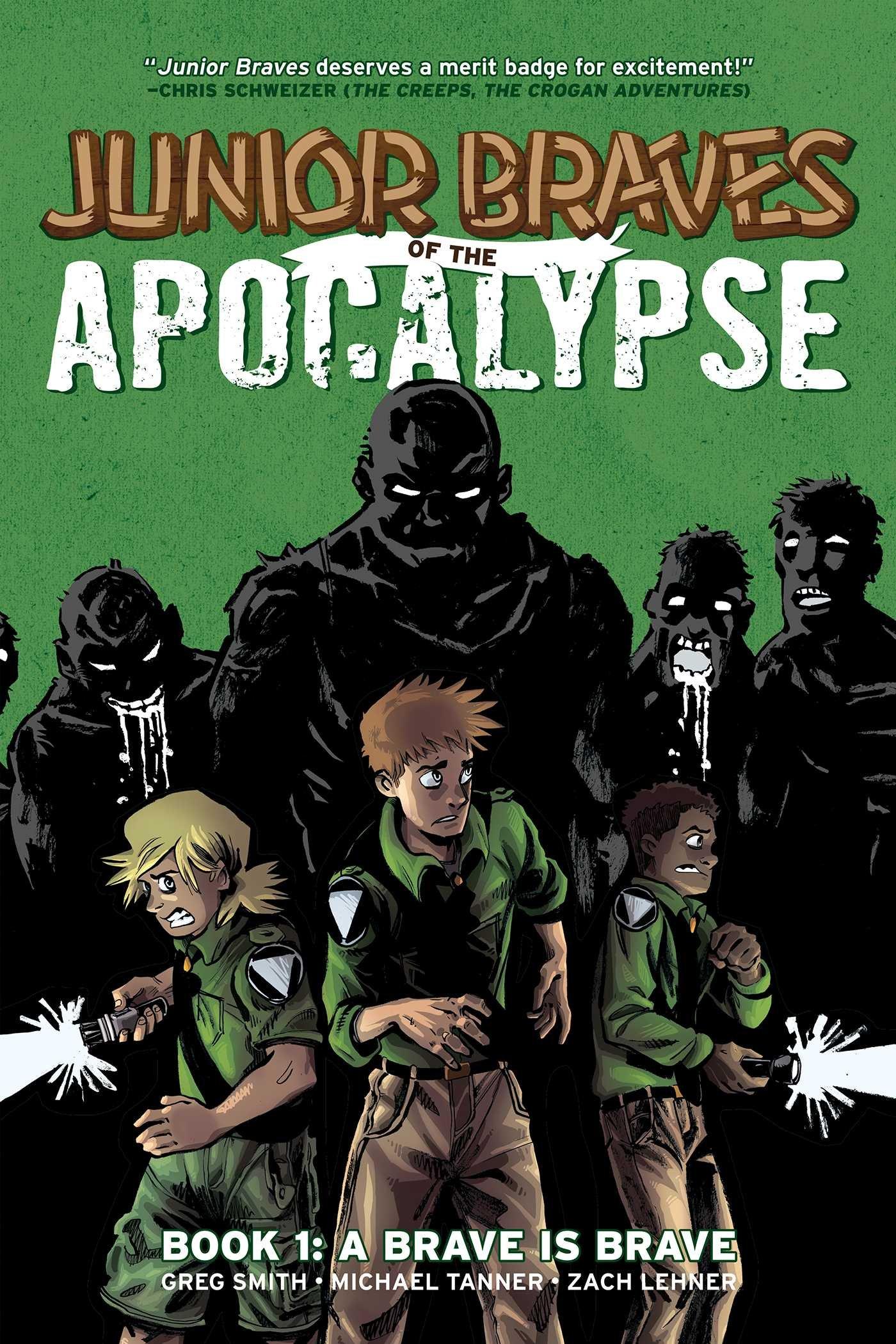 Junior Braves of the Apocalypse Vol. 1: A Brave is Brave ebook